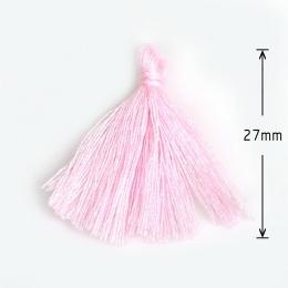 hm-878. Кисточка, цвет розовый