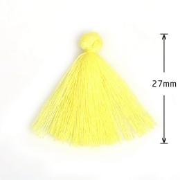 hm-880. Кисточка, цвет желтый