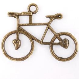 hm-960. Декоративный элемент Велосипед