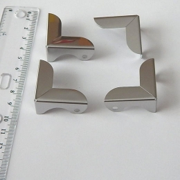 hm-983. Уголок на шкатулку. 4 шт., 23 руб/шт
