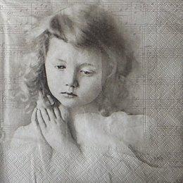 12118. Девочка на нотах. 5 шт., 35 руб/шт