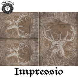 17187. Декупажная карта Impressio, плотность 45 г/м2