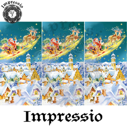 17189. Декупажная карта Impressio, плотность 45 г/м2