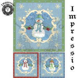 17191. Декупажная карта Impressio, плотность 45 г/м2