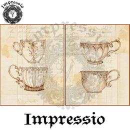 17237. Декупажная карта Impressio, плотность 45 г/м2
