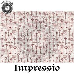 17239. Декупажная карта Impressio, плотность 45 г/м2