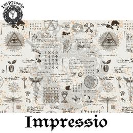 17241. Декупажная карта Impressio, плотность 45 г/м2