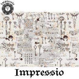 17242. Декупажная карта Impressio, плотность 45 г/м2