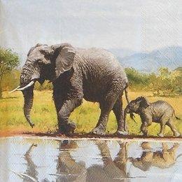 20192. Слоны. 5 шт., 19 руб/шт