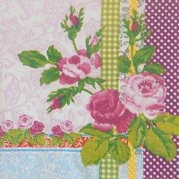 20232. Розы на кайме. 5 шт., 19 руб/шт