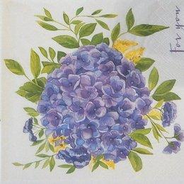 24064. Сиреневые цветы. 20 шт., 5 руб/шт