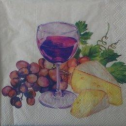 24098. Вино и сыр. 15 шт., 6 руб/шт