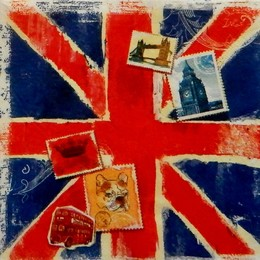 24212. Британский флаг