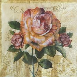 24274. Чайная роза. 15 шт., 6 руб/шт