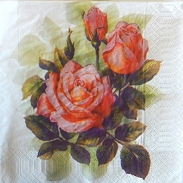24276. Букет роз. 15 шт., 6 руб/шт