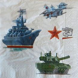 24296. Военная техника. 10 шт., 8 руб/шт