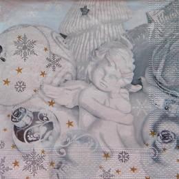 24339. Рождественскиий ангел. 10 шт., 8 руб/шт