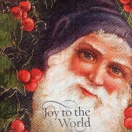 24352. Добрый Санта Клаус. 15 шт., 6 руб/шт