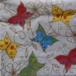 24371. Танец бабочек. 15 шт., 6 руб/шт