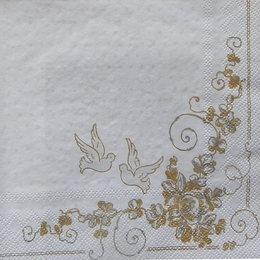 24373. Свадебные голуби