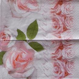 24379. Романтичные розы. 10 шт., 9 руб/шт
