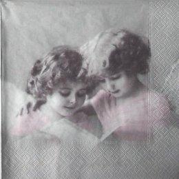 3002. Юные ангелы. 10 шт., 31 руб/шт