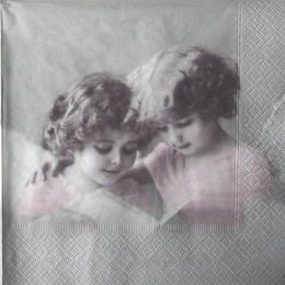 3002. Юные ангелы. 5 шт., 34 руб/шт