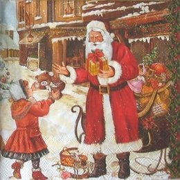 3355. Рождественский двор