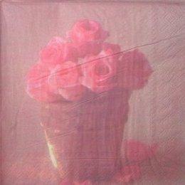 4268. Розы в горшке. 10 шт., 9 руб/шт