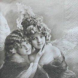4691. Два ангела. 15 шт., 28 руб/шт