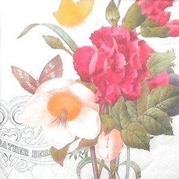 8324. Разные цветы. 10 шт., 9 руб/шт