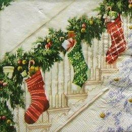 8551. Рождественская лестница. 10 шт., 17 руб/шт