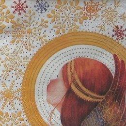 8952. Новогодний ангел. 20 шт., 8 руб/шт