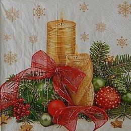 9955. Новогодняя свечка. 5 шт., 11 руб/шт