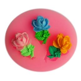 М-434. Молд Маленькие Розы