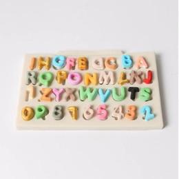 М-546. Молд Буквы и цифры
