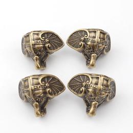 hm-2660. Ножки Индийский слон, пластик. 4 шт., 45 руб/шт
