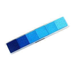 hm-2665. Набор штемпельных подушечек, цвет синий