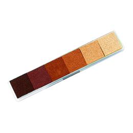 hm-2667. Набор штемпельных подушечек, цвет коричневый