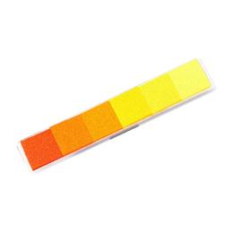 hm-2669. Набор штемпельных подушечек, цвет желтый
