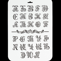 10456. Трафарет