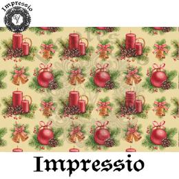 16058. Декупажная карта Impressio, плотность 45 г/м2