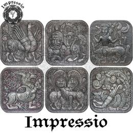 16120. Декупажная карта Impressio, плотность 45 г/м2