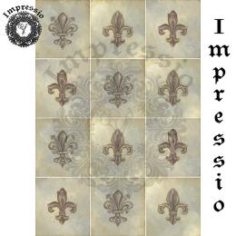 16131. Декупажная карта Impressio, плотность 45 г/м2