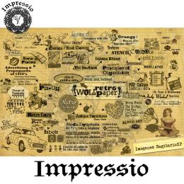 16134. Декупажная карта Impressio, плотность 45 г/м2