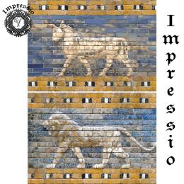 16180. Декупажная карта Impressio, плотность 45 г/м2