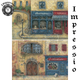 16190. Декупажная карта Impressio, плотность 45 г/м2