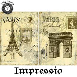 16193. Декупажная карта Impressio, плотность 45 г/м2