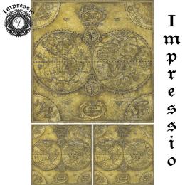 16197. Декупажная карта Impressio, плотность 45 г/м2