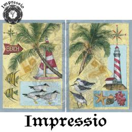 16255. Декупажная карта Impressio, плотность 45 г/м2